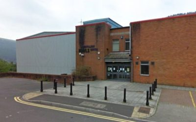 Asbestos Adds £1 million to Abertillery Leisure Centre demolition